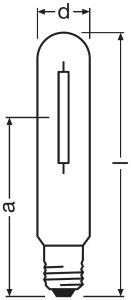 OSRAM VIALOX NAV-T SUPER 4Y technical